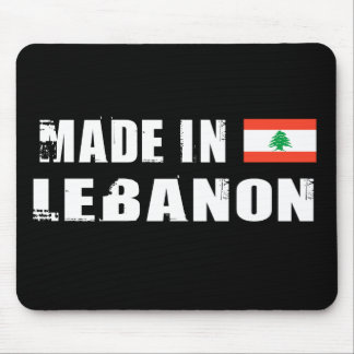Made in Lebanon Mouse Mats