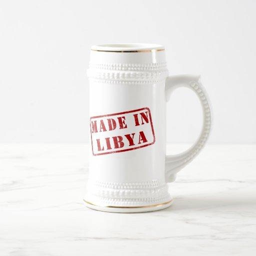 Made in Libya Coffee Mug