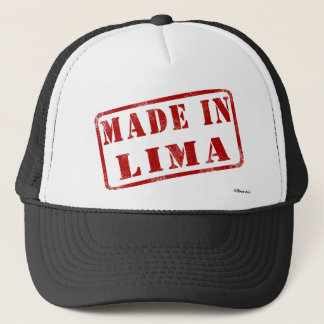 Made in Lima Trucker Hat