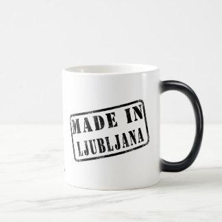 Made in Ljubljana Magic Mug