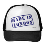 Made in London Cap