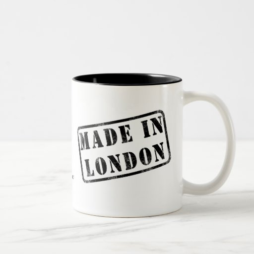Made in London Coffee Mugs