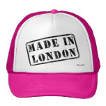 Made in London Hat