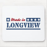 Made in Longview TX Mouse Pad