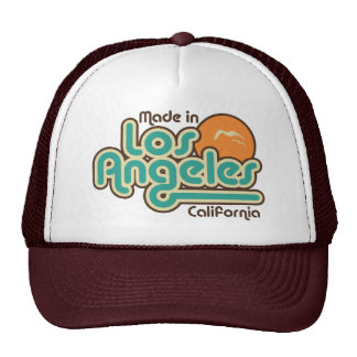 Made in Los Angeles Mesh Hat