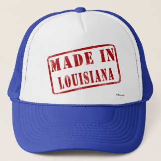 Made in Louisiana Trucker Hat