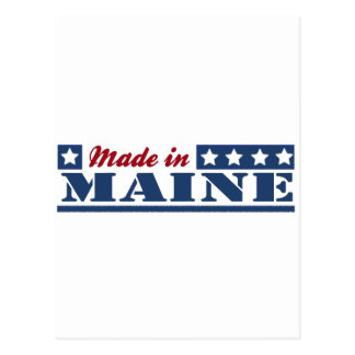 Made In Maine Postcards