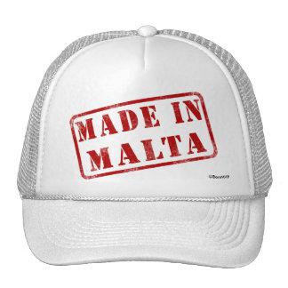 Made in Malta Cap