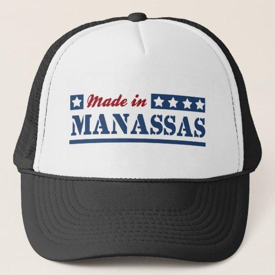 Made in Manassas Cap