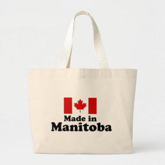 Made in Manitoba Canvas Bag