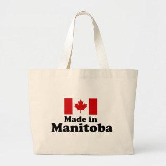 Made in Manitoba Canvas Bag