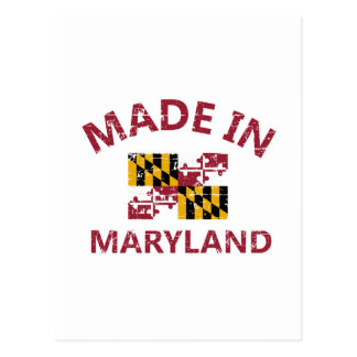 Made in Maryland Post Card