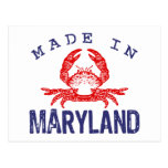 Made In Maryland Postcards