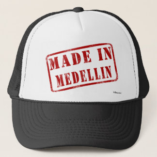 Made in Medellin Trucker Hat