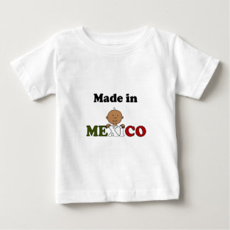 made in mexico ethnic t-shirt
