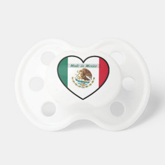 Made in Mexico Pacifier