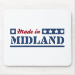 Made in Midland TX Mouse Pad