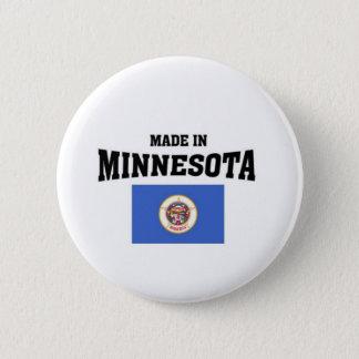Made in Minnesota 6 Cm Round Badge