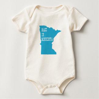 Made In Minnesota Baby Bodysuit
