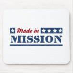 Made in Mission Mousepads