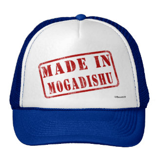 Made in Mogadishu Cap