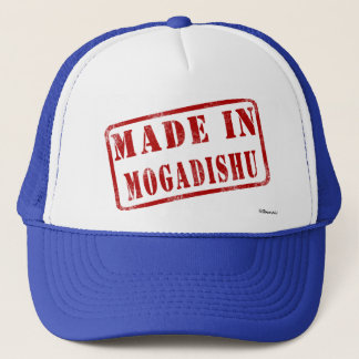 Made in Mogadishu Trucker Hat