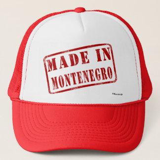 Made in Montenegro Trucker Hat