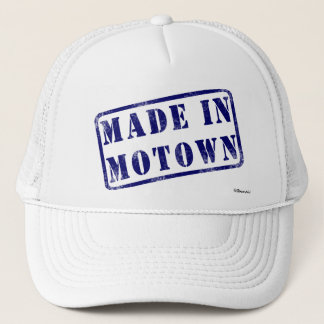 Made in Motown Trucker Hat