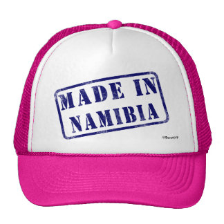 Made in Namibia Cap