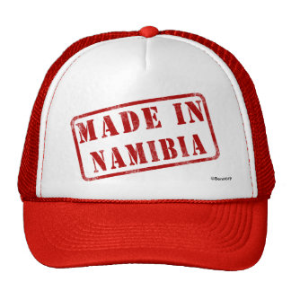 Made in Namibia Trucker Hat
