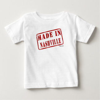 Made in Nashville Baby T-Shirt
