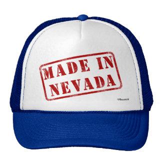 Made in Nevada Trucker Hat