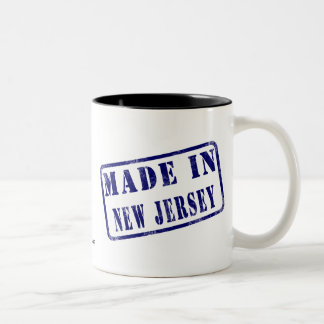 Made in New Jersey Two-Tone Mug