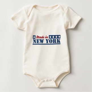 Made In New York Baby Bodysuit