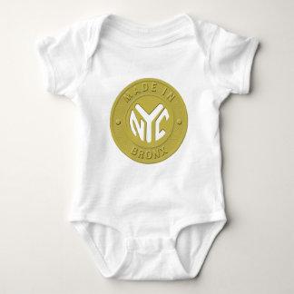 Made In New York Bronx Baby Bodysuit