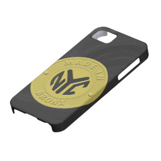 Made In New York Bronx iPhone 5 Case