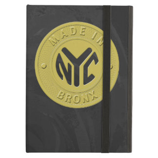 Made In New York Bronx Cover For iPad Air