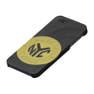 Made In New York Bronx iPhone 5 Cover