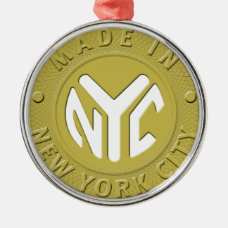 Made In New York Christmas Ornament