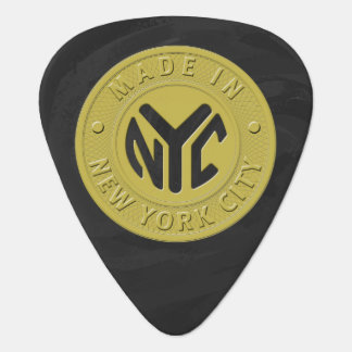 Made In New York Plectrum