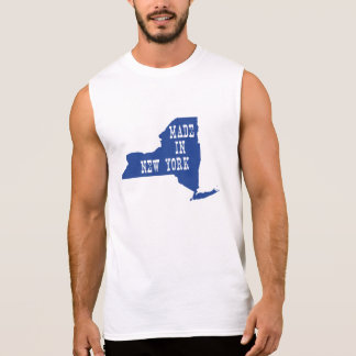 Made In New York Sleeveless Shirt