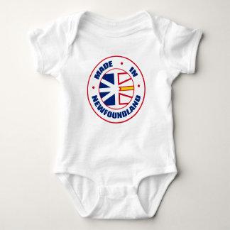 Made In Newfoundland Baby Bodysuit