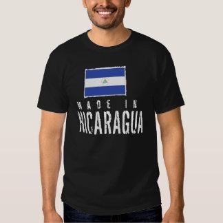 Made In Nicaragua - dark T-shirt