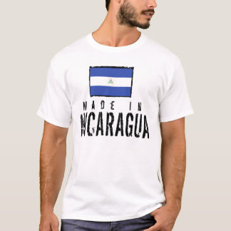 Made In Nicaragua T-Shirt