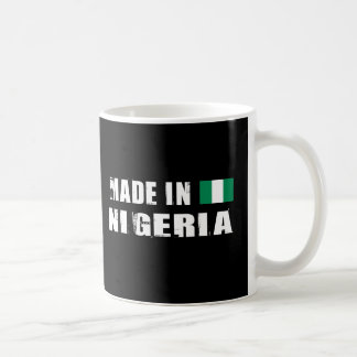 Made in Nigeria Mugs