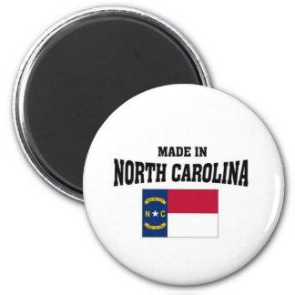 Made in North Carolina Fridge Magnet