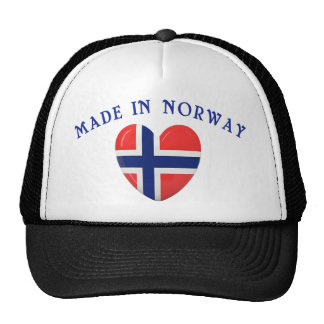 Made in Norway with Love Trucker Hat