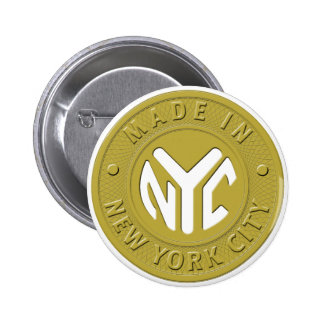 MADE IN NYC Pin