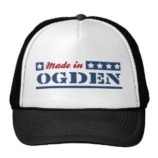 Made in Ogden Cap