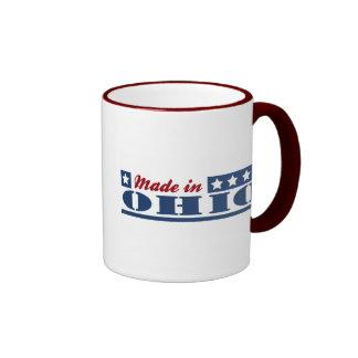 Made In Ohio Ringer Mug